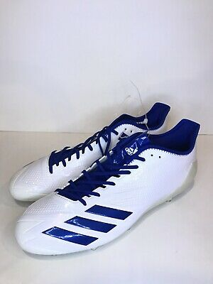 Adidas Adizero 5-star 6.0 Mens football cleats Size 15 B42463 NEW