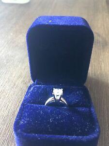 Diamond ring zc