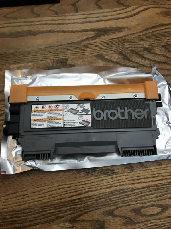 Brother Genuine TN-450 High Yield Toner Cartridge Opened No Box Unused