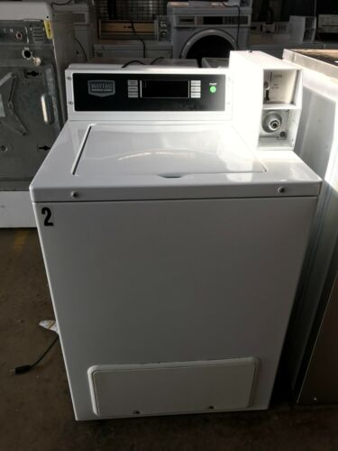 MVW18PD Maytag Coin Operated Top Load Washing Machines, Used