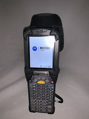 Motorola Mc9190 | Owner's Guide to Business and Industrial