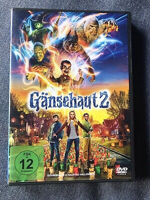 Gänsehaut 2 DVD Sammlung Jugendfilme Grusel Halloween