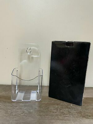 New Acrylic Literature Brochure Holder For 4x7
