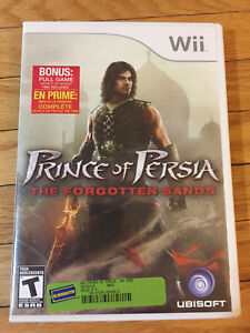 Prince of Persia Wii Game!!