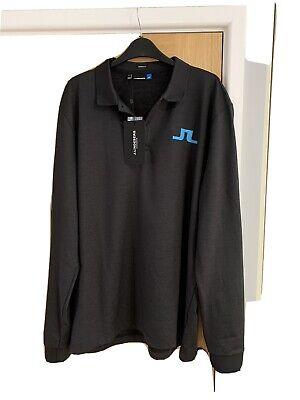 J. Lindeberg Long Sleeve Golf Shirt XL