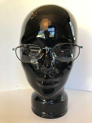 Jean Lafont Intitative 49 M328 Metal Frames Designer Eye Glasses Vintage French