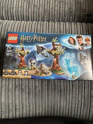 Harry Potter Lego (Expecto Patronum) 75945