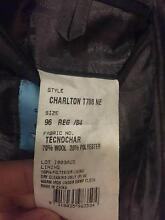 Charcoal Grey Mens Business Suit (70% Wool) - Ideal First Suit West End Brisbane South West Preview