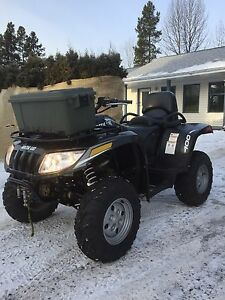 2013 Arctic Cat 400 TRV.  ATV