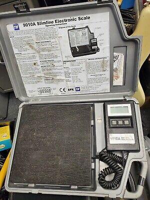 Tif 9010a Slimline Refrigerant Electronic Chargingrecover Scale