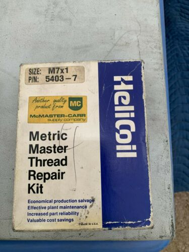 Helicoil 5403-7 - M7x1 Metric Master Thread Repair Kit