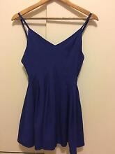 Royal blue playsuit Victoria Point Redland Area Preview