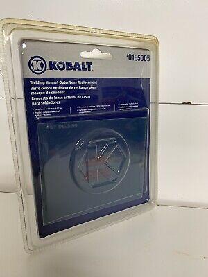 Kobalt Welding Helmet Outer Lens Replacement 4-13 X 3-12 0165005 New