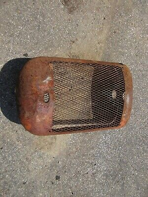 Allis Chalmers Front Grill