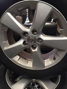 Lexus tyre and rims-235/55R16 - 104V Rocklea Brisbane South West Preview