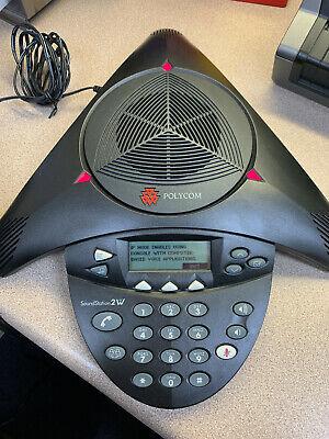 Polycom Soundstation 2w Analog Wireless Conference Phone