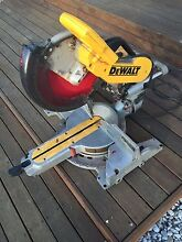 Dewalt slide compound drop saw 305mm Ballarat North Ballarat City Preview
