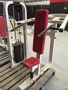 SHOULDER PRESS GYM COMMERCIAL BODY SOLID Seven Hills Blacktown Area Preview