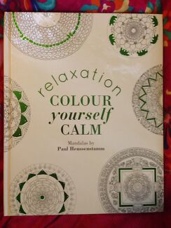 Brand New Mandala Mindfulness Colouring Book