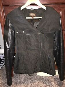 Danier leather/down Coat