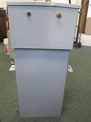 Cornell Dubilier Power Capacitor Ics1100 F33l 100 Kvar 480v 60hz 3ph Used