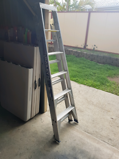 BAILEY STEP/ EXTENSION LADDER