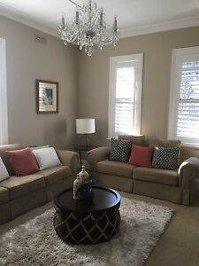 3 & 2 Seater Sofa Elanora Heights Pittwater Area Preview