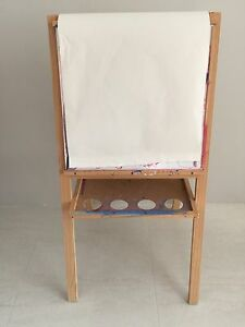 Art Station Easel Table Painting Drawing Magnetic Black White Board Kewdale Belmont Area Preview
