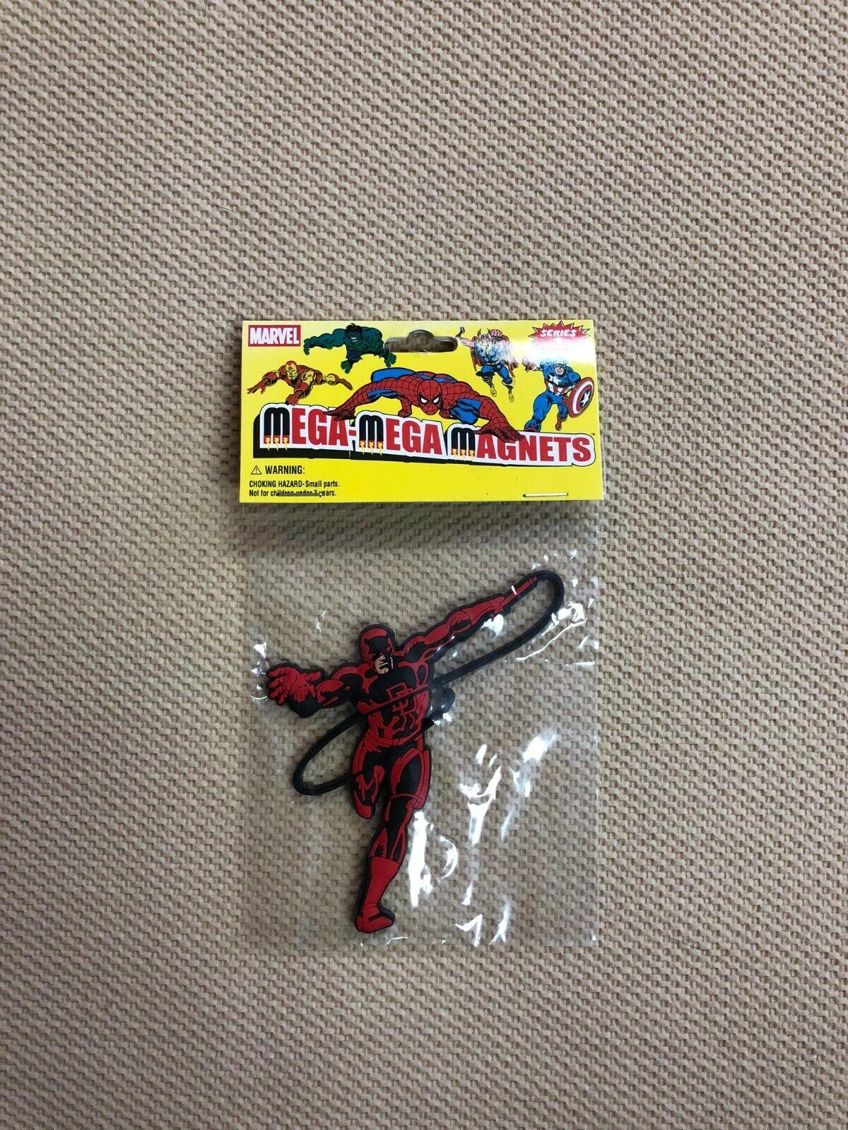 Marvel Mega Mega Magnets Daredevil New  - $9.00