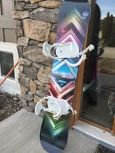 Stepchild Woman's Snowboard