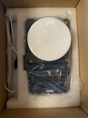 Brand New Four Es 5 In Led Digital Hotplate Magnetic Stirrer Ceramic Coat Plate