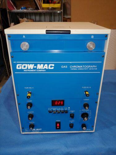 GOW-MAC Series 400 Gas Chromatograph 69-400-TCD-P GC Laboratory Lab TCD