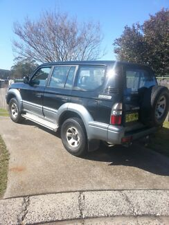 97 toyota prado Gateshead Lake Macquarie Area Preview