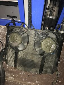 Thunderace yzf1000 radiator good condition Woodvale Joondalup Area Preview