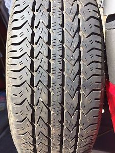 P215/70R15 tired