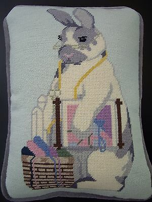 The Finishing Touch for Needlepoint