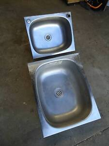 STAINLESS STEEL LAUNDRY TUBS / SINKS (MALLEYS BRAND) Chipping Norton Liverpool Area Preview