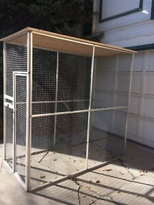 Nice big animal bird cage , new price this weekend