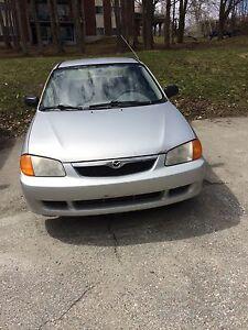 Mazda protégé 2000