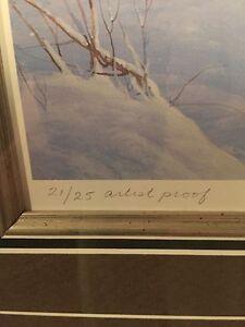 """Lloyd Pretty......""""WINTERLAND"""" Kitchener / Waterloo Kitchener Area image 9"""