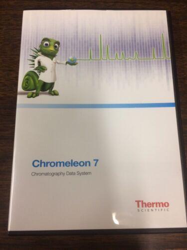 Thermo Dionex Chromeleon 7 Chromatography Data System Version 7.2.2
