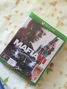 Xbox one Mafia3 with Family kick-back Belmore Canterbury Area Preview