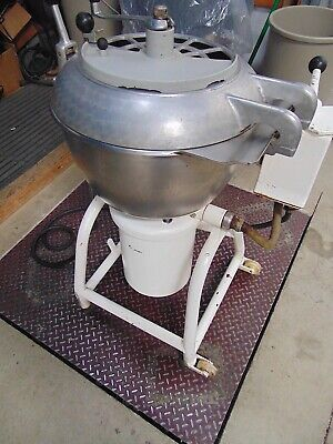 Stephan Vcm40 Vertical-cuttermixer Chipper Pizza Dough Machine 220v 3ph S5123