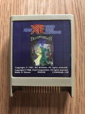 Necromancer Atari XE Fast Shipping!