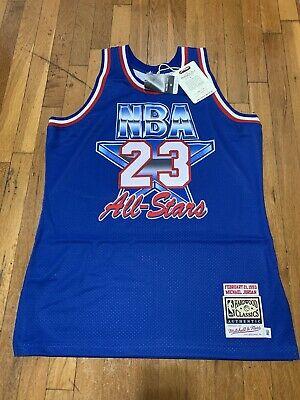 Mitchell & Ness Michael Jordan NBA All Star 1993 Authentic Jersey- Size 44(L)