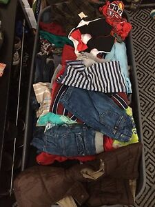 Boy clothes Newborn to 24 months