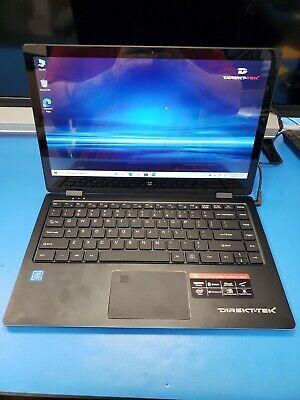 """Direkt-Tek 13.3"""" Convertible Touchscreen Laptop - Intel CPU - 4GB RAM - 32GB"""
