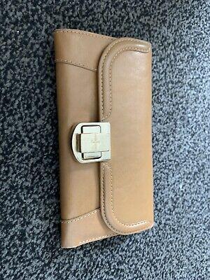 Jasper Conran purse Beige Leather