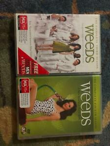 Weeds TV Series DVDs Forest Glen Maroochydore Area Preview