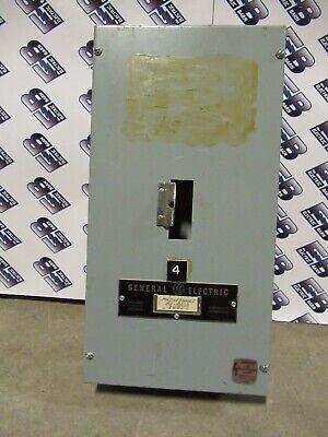 Ge Tqd225s Model 2 225 Amp Circuit Breaker Enclosure -en232
